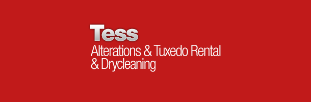 About Us | Tess Alterations Tuxedo Rental & Drycleaning - Goodyear, AZ
